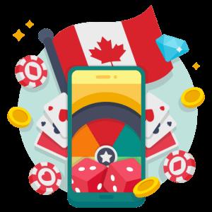 mobile casinos canada 2021